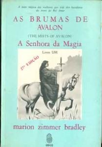 AS BRUMAS DE AVALON LIVRO 1